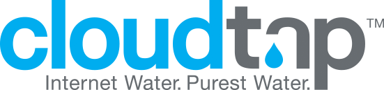 Cloudtap Internet Water logo