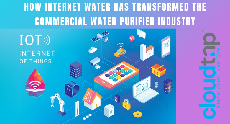 internet water, commerical water purifier